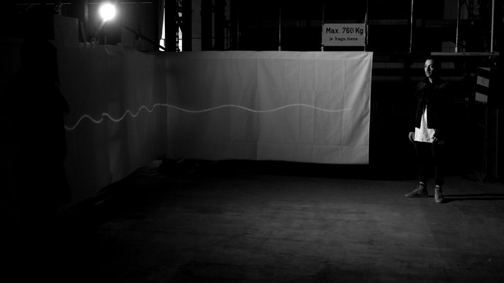 Projection-Mapping, Camera, Postproduction